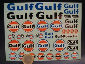DECALS-1-18-DIVERS-LOGOS-GULF-T340