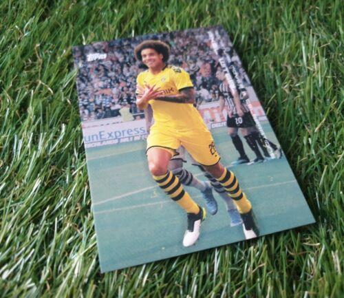 Dortmund Trading Cards Sammelkarten Axel Witsel Belgium Topps BVB Set 2020
