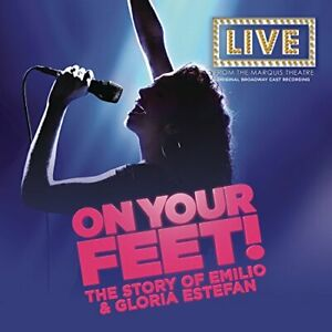 Original-Broadway-Cast-of-On-Your-Feet-On-Your-Feet-Original-Broadway-CD