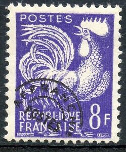 STAMP-TIMBRE-FRANCE-PREOBLITERE-NEUF-SANS-GOMME-N-109-TYPE-COQ