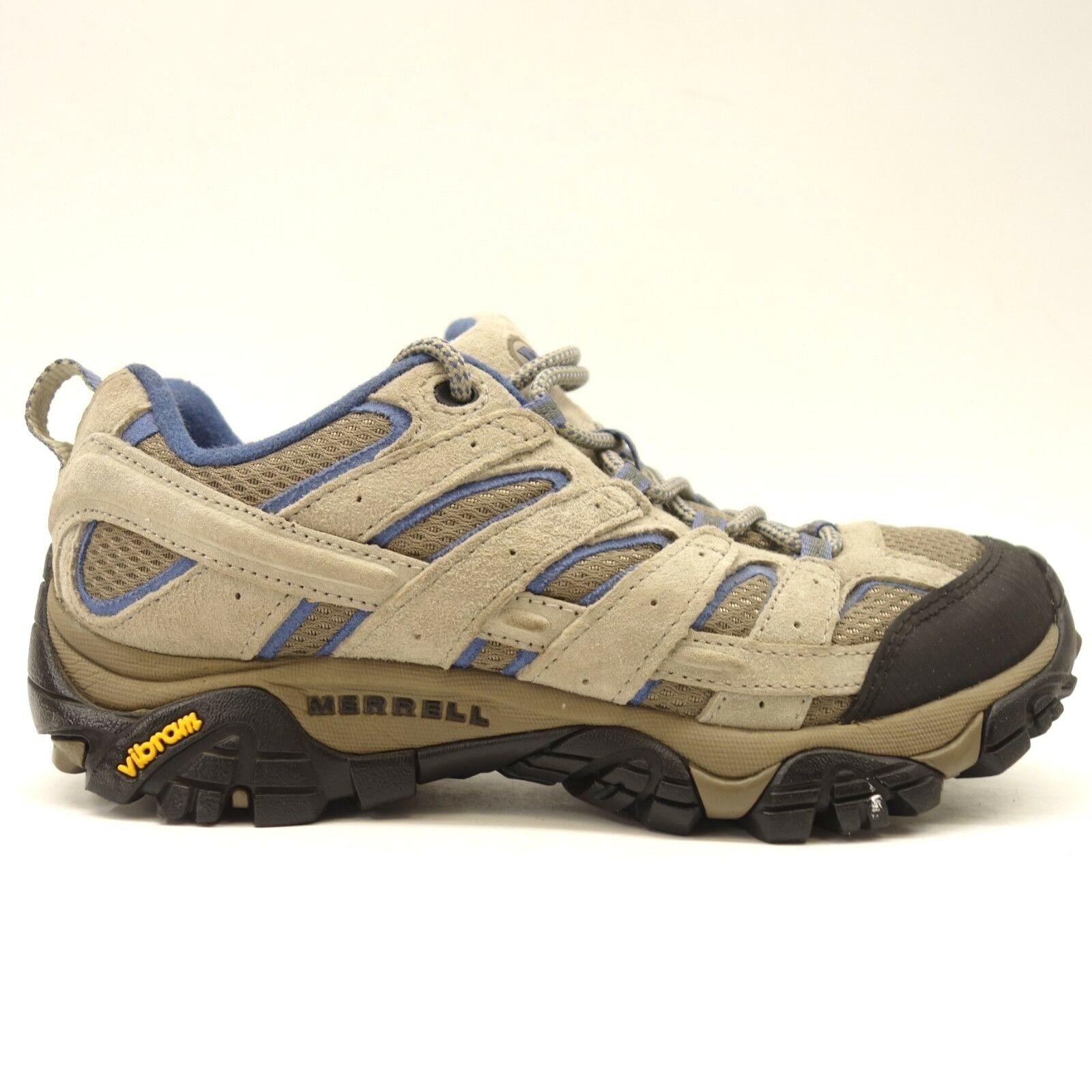para proporcionarle una compra en línea agradable Merrell Para Mujer Moab 2 Baja Aluminio Senderismo Senderismo Senderismo Impermeable Atlético Trail Zapatos EE. UU. 8  la mejor oferta de tienda online
