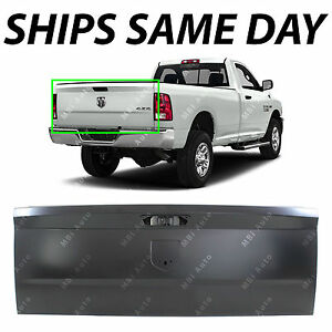 NEW Primered Steel Tailgate for 2010-2018 RAM 1500 2500 3500 Series Pickup 10-18