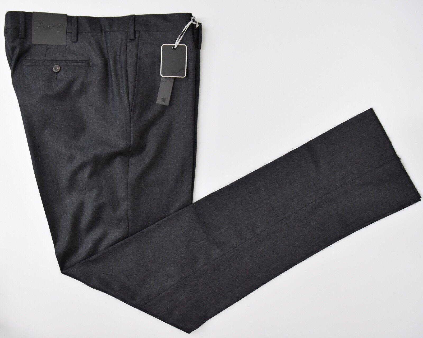 NEW MARCO PESCAROLO DRESS PANT WOOL CASHMERE SILK SIZE 40 US 56 EU PECA48