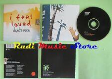 CD singolo DEPECHE MODE i feel loved uk 2001 PROMO VIRGIN no vhs dvd mc(S18)