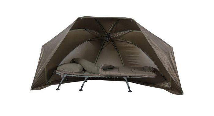 Nash KNX profili Brolly t4348 ombrello Angel ombrello Carpa Ombrello Umbrella