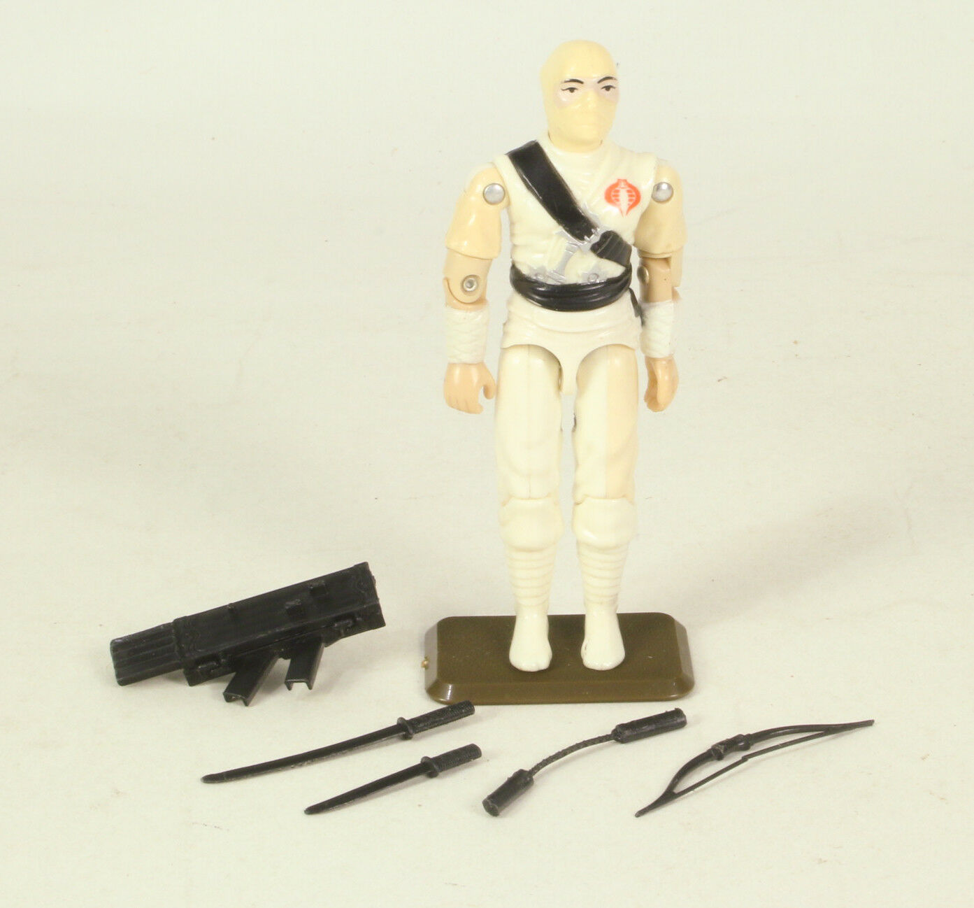 Vintage GI Joe loose A Real American Hero Storm Shadow