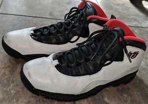 "305ee06baea99 Nike Air Jordan 10 Retro ""Double Nickel"" Style   310805-102 Size 13 ..."