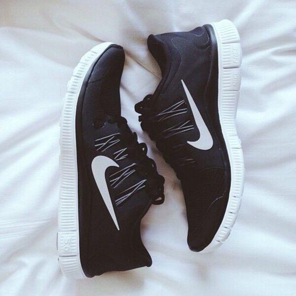 Nike WMNS Free 5.0+ BLACK