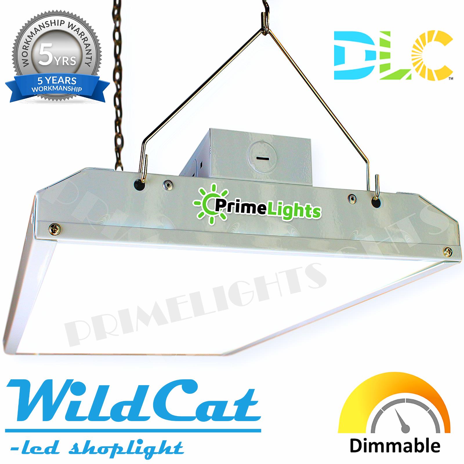 Led Lights For Domestic Garage: LED Shop Light 5000k Daylight Utility Ceiling Light