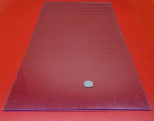 "9092 Transparent Blue Acrylic Sheet 1//8/"" Thick 12/"" x 24/"""