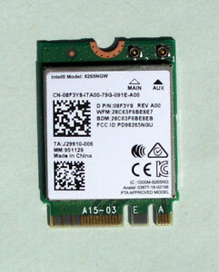 Intel-Dual-Band-Wireles-AC8265-Model-8265NGW-Neue-Version-TA-006-867Mbps-08F3Y8