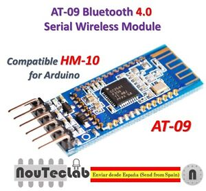 AT-09-Bluetooth-4-0-Modulo-Transceptor-BLE-CC2540-CC2541-HM-10-MLT-BT05