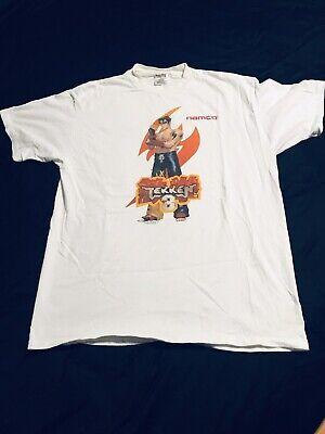 Xl Tekken 3 Graphic Video Game T Shirt Xl Vtg 90s Vintage 1996 Namco Ebay
