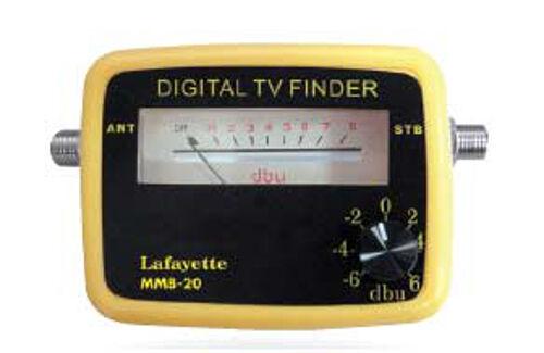 MISURATORE DI CAMPO MMB-20 SEGNALE TV DIGITALE TERRESTRE DVB-T RILEVATORE DTT