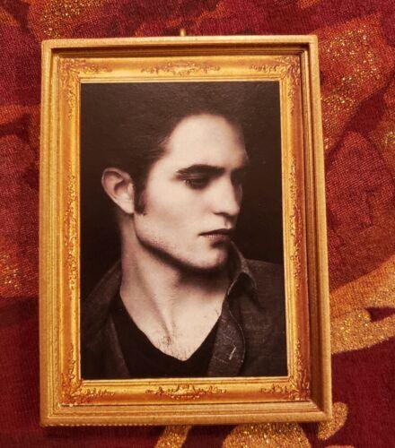 Twilight Edward Cullen Christmas Ornament//Magnet//Dollhouse Miniature