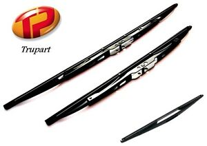 Citroen-C2-Front-amp-Rear-Wiper-Blades-High-Quality-By-Trupart-TV24-TV18-RB-30
