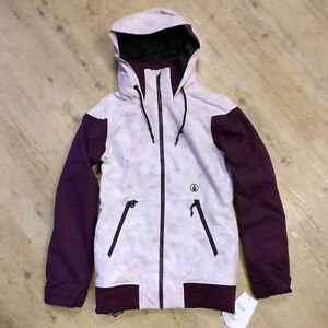 NEW-Women-039-s-Volcom-Meadow-Insulated-Jacket-2018-2019-Various-Colours-amp-Sizes