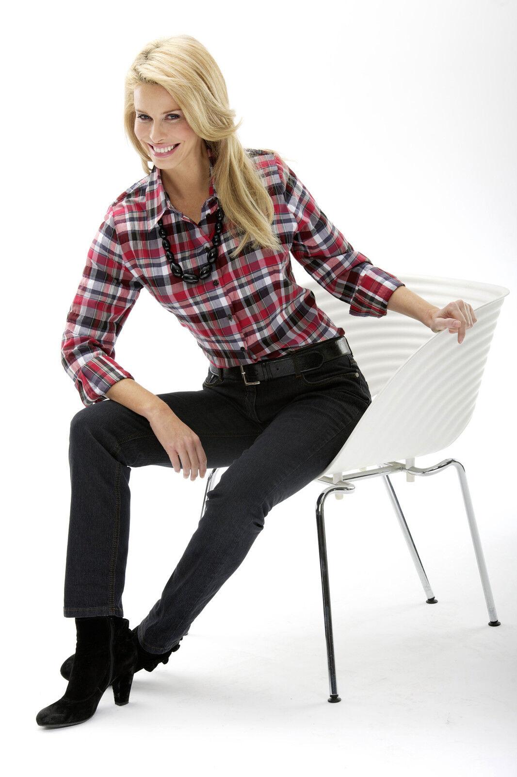HS HS HS Fashion sportlich-elegante rote KaroBlause | Trendy  | Berühmter Laden  | Elegante Und Stabile Verpackung  98f8c7