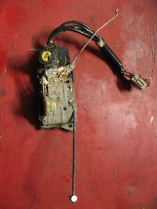 95 94 93 91 92 Acura legend sedan right rear door latch /& power lock actuator