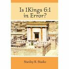 Is 1 Kings 6 Stasko History Authorhouse Paperback / Softback 9781434332035