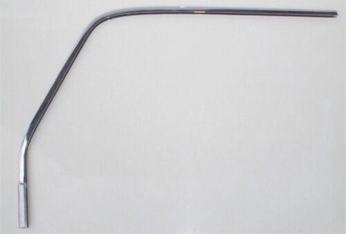 JAGUAR XK150 Chrome Frame intorno a Goccia in vetro BD13543C