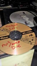 Audio CD/MP3 Disc motown