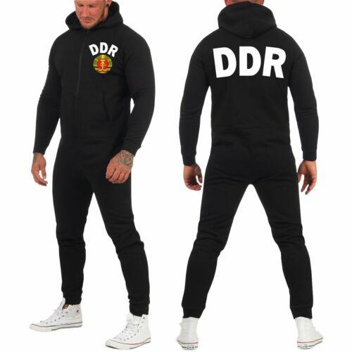 Jogging Costume Jumpsuit RDA maillot équipe Allemagne Orientale FDJ Ossi équipe nationale