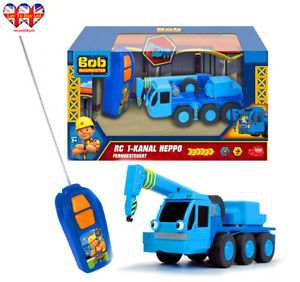 Bob-The-Builder-Dickie-Toys-Lofty-With-Single-Channel-Official-Licenced