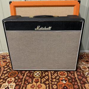 Vintage 1996 Marshall JTM 50 Bluesbreaker Reissue RI 2x12 Valve Amplifier Combo