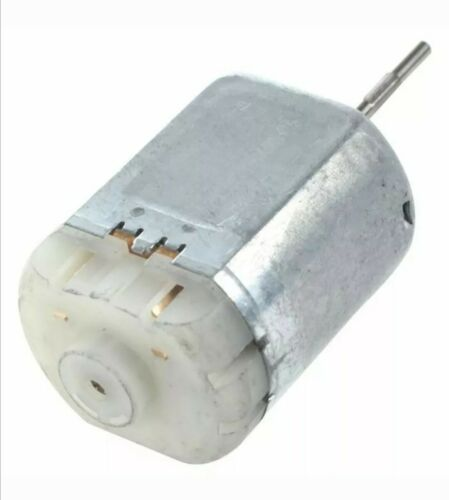espejo retrovisor de vehículos de motor eléctrico de cerradura de puerta DC 12V 11800RPM 81mA Z5M2 Mo 5X