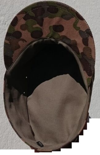 Made in Germany M41 Cap  Austria Army  PeaDot Camouflage