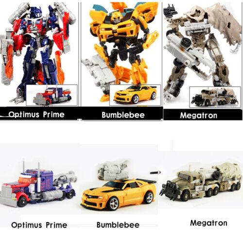 Transformers Jouets Figure Optimus Prime Bumblebee Megatro Combiner Robots