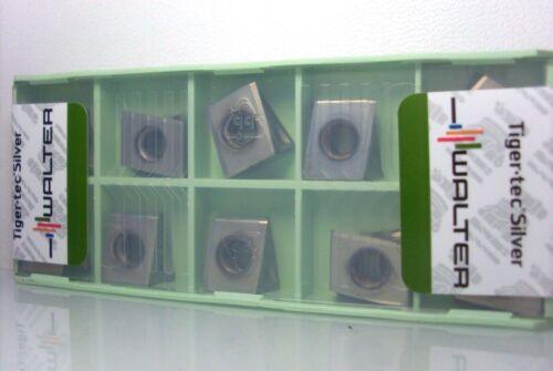 10X Walter Lnhu 130608R-L55T WSP45S Indexable Inserts