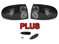 Depo 04-06 Pontiac Gto Black/clear Monaro Tail+ Smoke Bumper Side Marker Lights