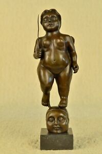 Fat-Contortionist-Bronze-Abstract-Sculpture-by-Fernando-Botero-Lost-Wax-Method