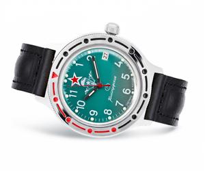 Uhr-Vostok-Herren-Komandirskie-921307-Russische-Militaer-NEU