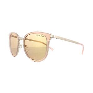 1d3a2d7329 Michael Kors Sunglasses Adrianna 1 1010 1103R1 Pink Rose Gold Rose ...