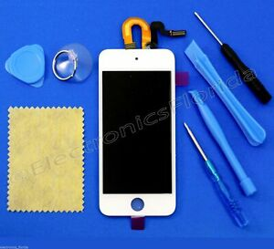 iPod-Touch-5th-Gen-LCD-Screen-Replacement-Digitizer-Glass-Assembly-White-tools