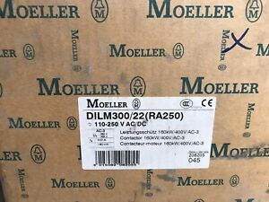 EATON-CORPORATION-DILM250-22-RA250-DILM25022RA250-RQAUS1