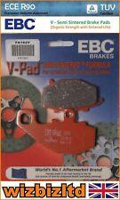 Bremsbelag EBC FA192V hinten Kawasaki ZX-6R 600 J Ninja Bj 2000-2002