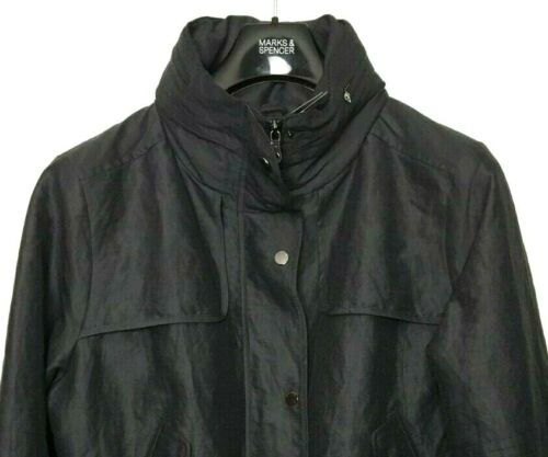 12 Marks Raincoat 79 Stormwear prijs s Blue per £ Ladies M Anorak stuk Women Jacket xqYg1I0wO