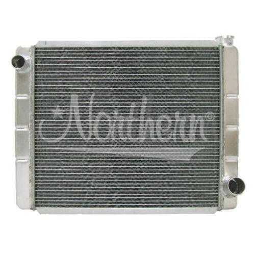 "Northern 26/"" x 19/"" Sport Mod Aluminum 2-Row Radiator RacePro IMCA NHRA Autocross"