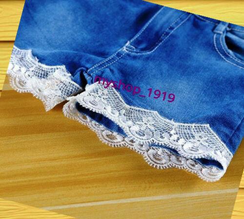 Girls set 2 pcs Top Shorts sets off shoulders Outfit Summer Set Age 1 2 3 4 5 yr