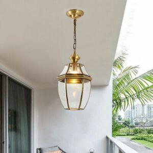 Glass-Brass-Pendant-Modern-Ceiling-Lamp-Bar-Lighting-Kitchen-Chandelier-Light