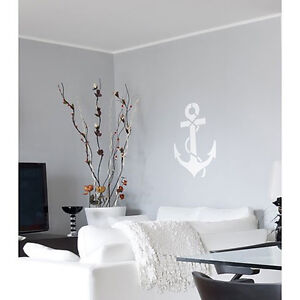 Image Is Loading Anchor Wall Art Stencil Reusable Wall Stencils For