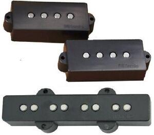 dimarzio dp251 area p j bass guitar pickup set ebay. Black Bedroom Furniture Sets. Home Design Ideas