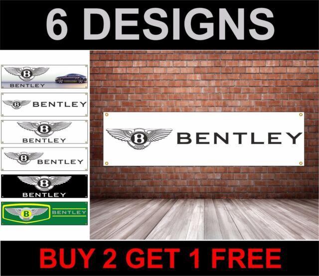 Bentley Atelier / Garage Drapeau Continental Gt, Azur, Arnage