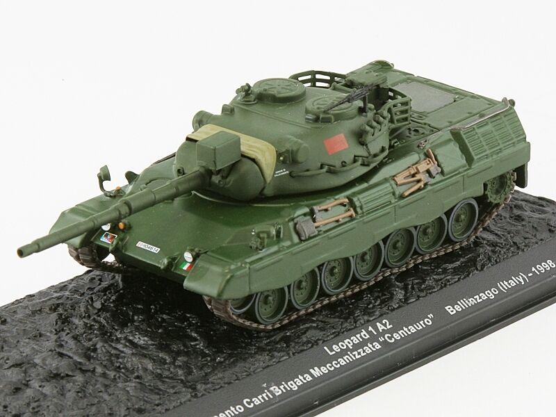 Leopard 1 A2 Tank 4th Reggimento Carri Brigata Meccanizzata Centauro Altaya 1 72