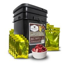 120 Serving Freeze Dried FRUIT Bucket Wise Food Supply Survival Camping Bulk NEW
