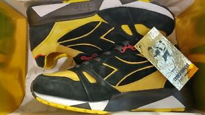 Details about BAIT X TRANSFORMERS X DIADORA PACK S8000 BUMBLE BEE SIZE US8.5 BLACK YELLOW